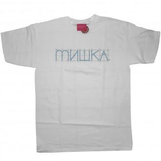 Mishka 'C Schematitcs' T-Shirt -White-