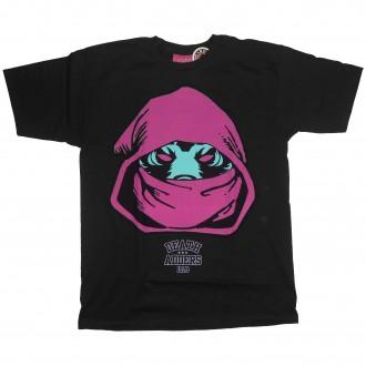 Mishka 'Society Snake' T-Shirt -Black-