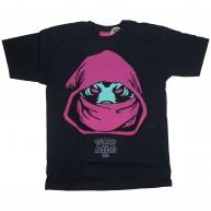 Mishka 'Society Snake' T-Shirt -Navy-