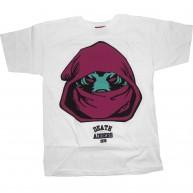 Mishka 'Society Snake' T-Shirt -White-