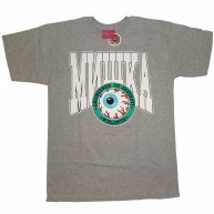 Mishka 'Worldwide' T-Shirt -Grey-