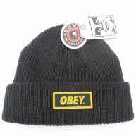 Obey 'Sandard Issue' Beanie -Forest-