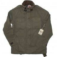 Obey 'Iggy Pop 12' Jacket -Army-
