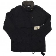 Obey 'Iggy Pop 12' Jacket -Black-