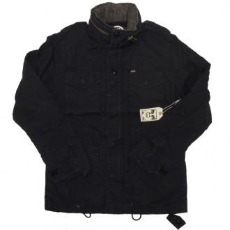 Obey 'Iggy Pop 12' Jacket -Black-