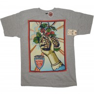 Obey 'Imperial Glory' T-Shirt -Grey-