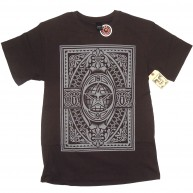 Obey 'Old World Order' T-Shirt -Graphite-