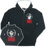 Obey x Public Enemy Thermal Hoodie