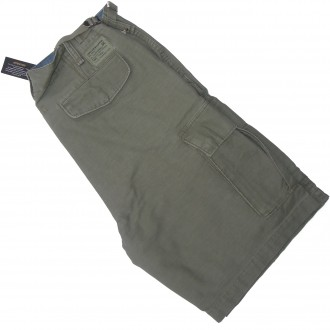Obey 'Recon' Cargo Shorts -Army-