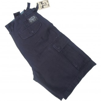 Obey 'Recon' Cargo Shorts -Dusty Navy-