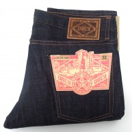 Obey 'Standard Issue' Denim Jean -Indigo-