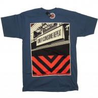 Obey 'Subway Sign' T-Shirt -Patrol-