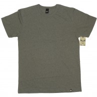 Obey 'Twist Blank' T-Shirt -Army-