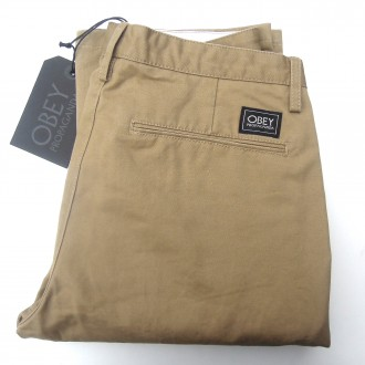 Obey 'Working Man' Chino -Khaki-
