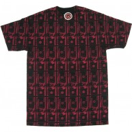 Recon 'Allover Money' Tee -Black-