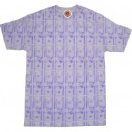 Recon'Allover Money' Tee -Lavender-