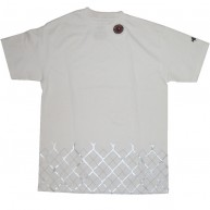 Recon'Argyl Fence' Tee -White-