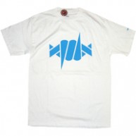 Recon 'Barb w07' Tee -White-