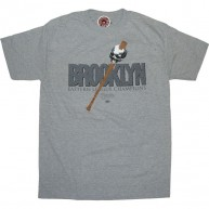 Recon 'Batter' Tee -Grey-