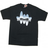 Recon 'Chrome' Tee -Black-
