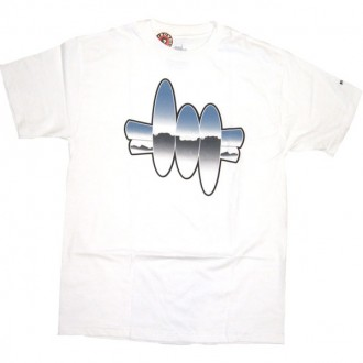Recon 'Chrome' Tee -White-
