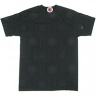 Recon'Allover Currency' Tee -Black-