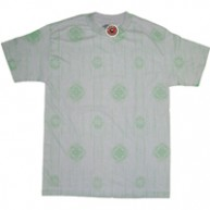 Recon'Allover Currency' Tee -Grey-