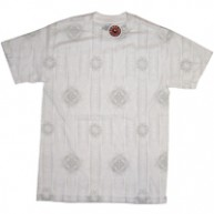 Recon'Allover Currency' Tee -White-