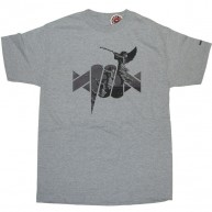 Recon 'Gates' Tee -Grey-