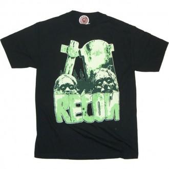 Recon 'Living Dead' Tee -Black-