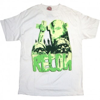Recon 'Living Dead' Tee -White-