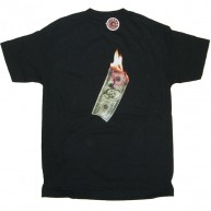 Recon 'Money 2 Burn' Tee -Black-