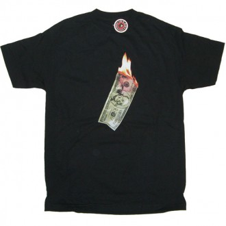 Recon 'Money 2 Burn' Tee -Black-