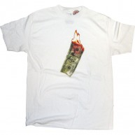 Recon 'Money 2 Burn' Tee -White-