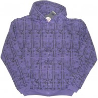 Recon 'Allover Money 07' Hoodie -Purple-