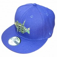 Recon 'Snake skin Barb' Cap -Purple-