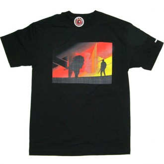 Recon'Soldiers Codes' Tee -Black-