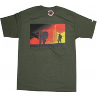 Recon'Soldiers Codes' Tee -Olive-