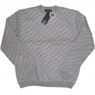 Recon 'Stitch Crew' Sweat -Grey-
