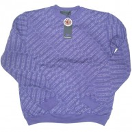 Recon 'Stitch Crew' Sweat -Purple-