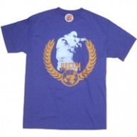 Recon'Syndicate' Tee -Purple-