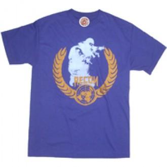 Recon'Syndicate' Tee -Purple-