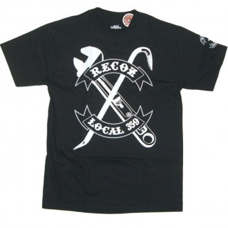 Recon 'Tools' Tee -Black-