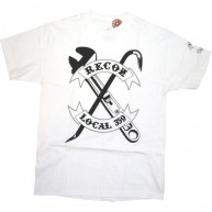 Recon 'Tools' Tee -White-