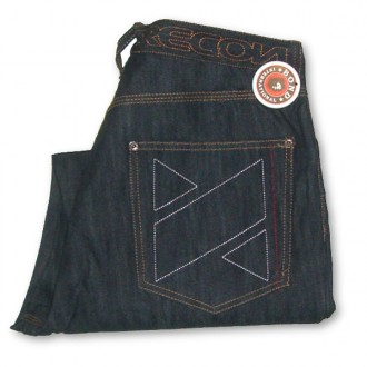 Recon 'X Pocket' Denim Jean -Indigo-