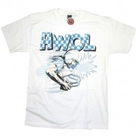 Rogue Status 'Cheap Thrills' Tee -White-