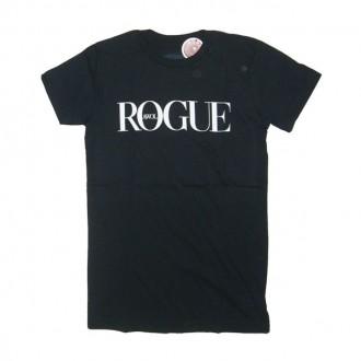 Rogue Status 'Vogue' Girls Tee  -Black-
