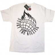 Rogue Status 'Start The Killing' Tee  -White-