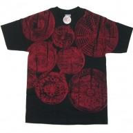 Rogue Status 'X SlamXhype' Tee  -Black/Red-