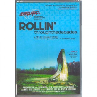 Rollin' Through The Decades DVD (PAL)